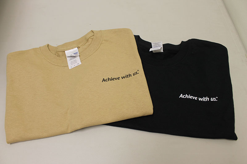 T-Shirts Front